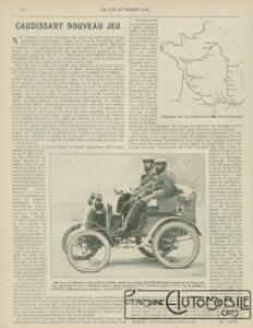 La_Vie_au_grand_air_05-07-1900-232x300 RENAULT Type C Course 1900 Divers Voitures françaises avant-guerre