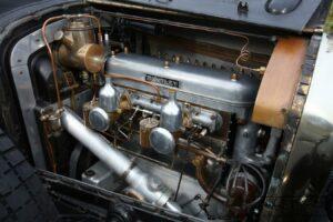 Bentley-4.5-L-Saloon-1929-châssis-XF3520-11-300x200 Bentley 4.5 L Saloon 1929 Cyclecar / Grand-Sport / Bitza Divers Voitures étrangères avant guerre