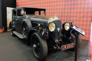 Bentley-4.5-L-Saloon-1929-châssis-XF3520-4-300x200 Bentley 4.5 L Saloon 1929 Cyclecar / Grand-Sport / Bitza Divers Voitures étrangères avant guerre