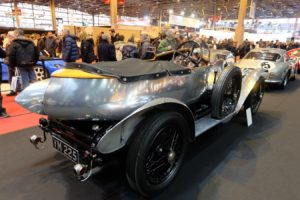 Vauxhall-30-98-Wensum-OE259-de-1925-4-300x200 Vauxhall 30/98 Wensum (OE259) de 1925 Cyclecar / Grand-Sport / Bitza Voitures étrangères avant guerre