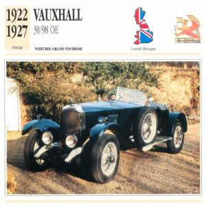 s-l1600-1-300x300 Vauxhall 30/98 Wensum (OE259) de 1925 Cyclecar / Grand-Sport / Bitza Voitures étrangères avant guerre