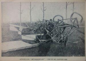 Aéroplane-Metalloplan-1910-1-300x214 Aviette Metalloplan Divers