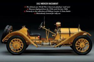 MERCER-Raceabout-1912-9-300x200 MERCER 1912 Raceabout Cyclecar / Grand-Sport / Bitza Divers Voitures étrangères avant guerre