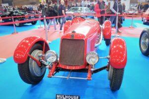 Maserati Tipo 2000 (26B) de 1930   Patrimoine Automobile .Com